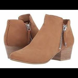 Lower Price! Dolce Vita side zipper ankle bootie